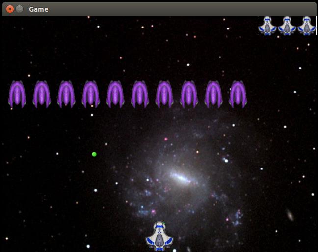 Jeu Space Invaders avec Pygame – Partie 1