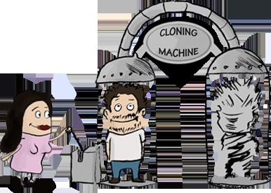 cloning_machine