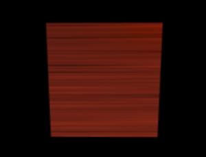 vpython frontface conteneur