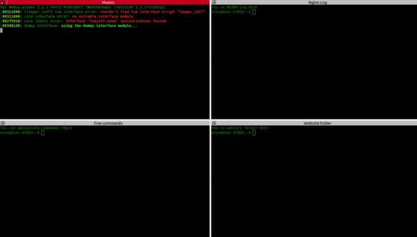 upidev-terminator-screenshot