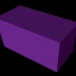 vpython 3d purplebox